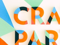 Craft Party (in paper)!