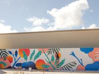 Mural Process 2