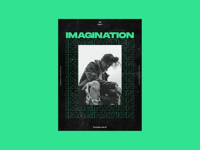 Imagination - Poster design