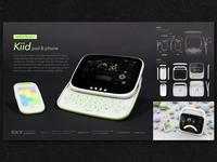 Kiid Pad & Phone