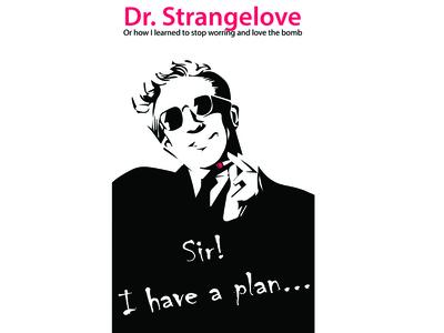 Dr Strangelove Artwork