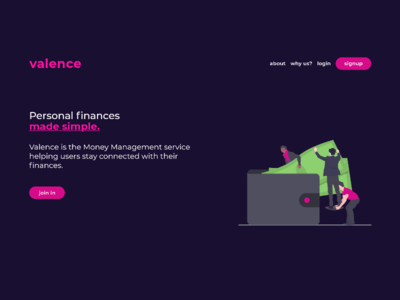 Valence - Personal Finance Manager
