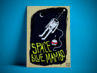 Space Blue Mambo