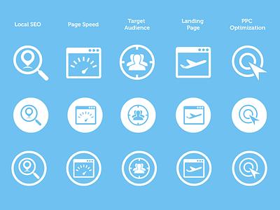 Free SEO Services Icons icons free freebies seo eps svg icon