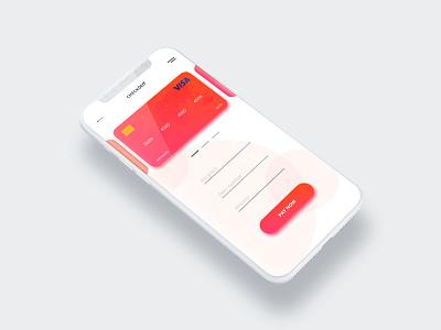 Dailyui02 - Checkout shot mobile concept dribbble design dailyuichallenge dailyui 002 dailyui