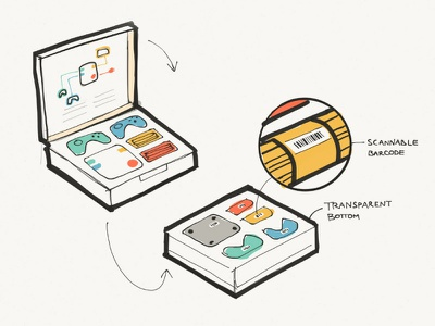 Indie Games for Libraries ux illustration