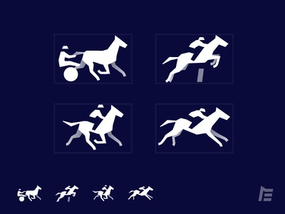 Horse Race Disciplines
