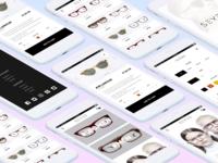 Seyes Mobile UI