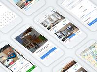 HomeToGo App