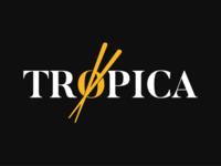 Tropica restaurant and café | Logo