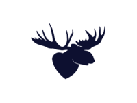 White Moose | Logo