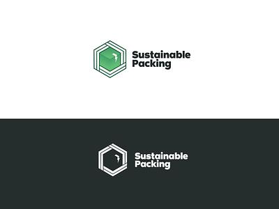 Created a sustainability badge for a logistics company
