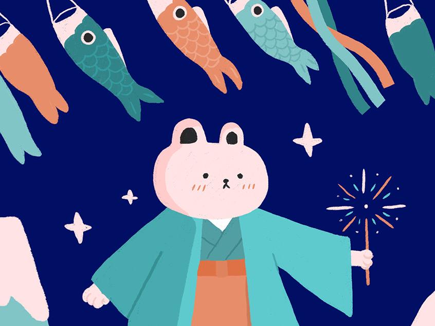 Children's Day Koinobori Japan Golden Week - Child Transparent PNG