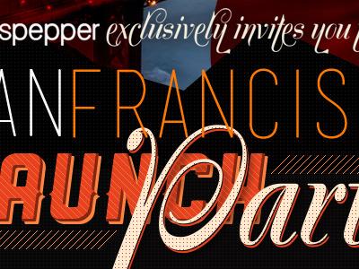 Newspepper exclusive invite sf