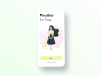 Weather for You