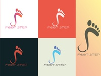Foot Step logo