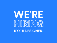 We're hiring designers in Bristol