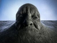 Concrete man