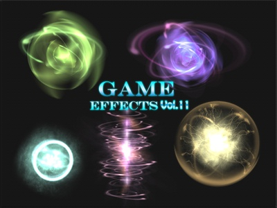 Game Effects Vol.11