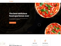 User Interface design for Restaurant Themes