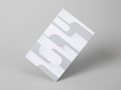 Red X-Mas Card
