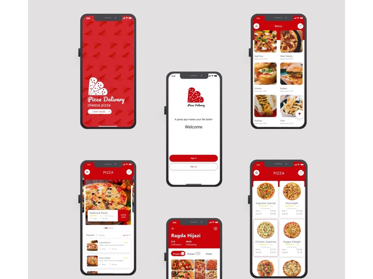 UI Design showcase ux iphone web ui-kit