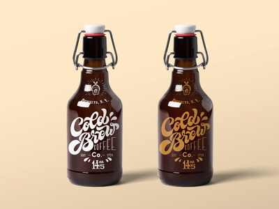 Cold Brew Coffee Co.