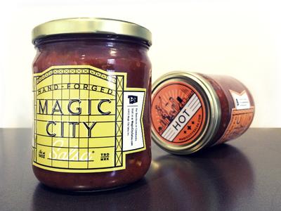 Magic City Salsa