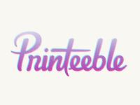 Printeeble logo