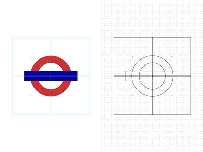 TfL Iconography iconography