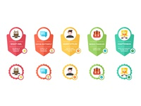 Wattpad Badges