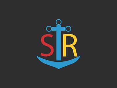 Surrey Thomas Rover Crew Logo design scouts vector illustrator logo design logo