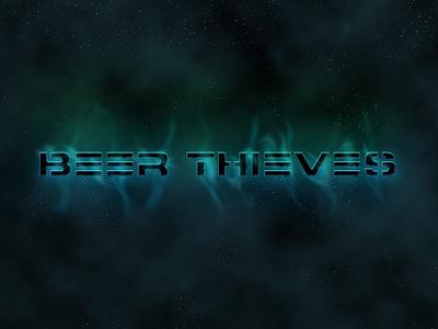 Beer Thieves Logo game design logo
