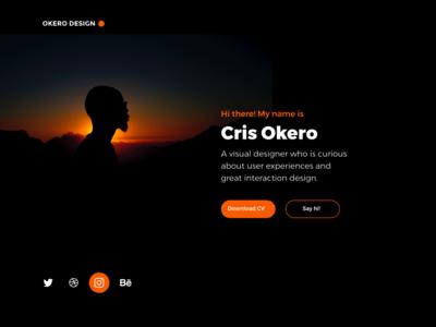 Hero Landing Page