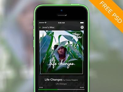 Magic Remote app - Freebie freebie app psd source code source goodies iphone app ios app ios app freebie
