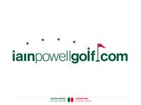 Iain Powell Golf