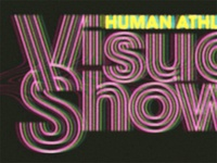 Human Athlete Visual Showcase