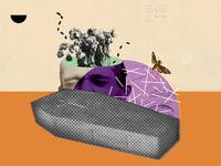 """Drive-Thru Funeral Home"" Single Artwork"