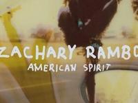 Zachary Rambo Album Art