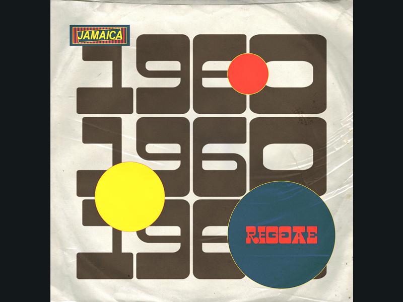 bombaclot jamaica 1960s typography
