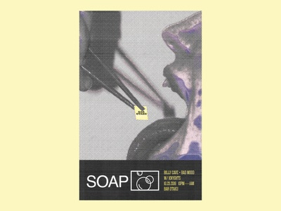 Soapbox Rave Flyer