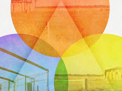 Circle Farm Triangle Final geometry red yellow blue