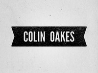 Colin Oakes Wordmark