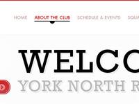 YNRC Website Navigation