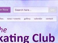 Skating Club Website