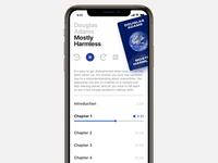 Audiobook app