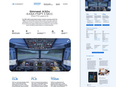 Simnest Website Detail branding corporate minimal flat sketch webdesign web