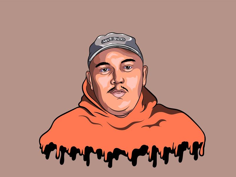 Vector Portrait vectorportrait illustration vector illustration vector illustrator