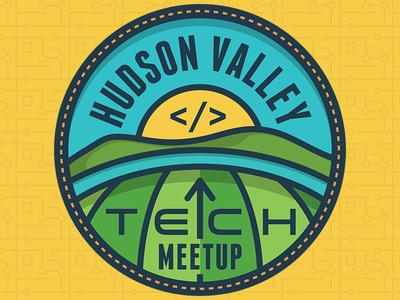 Hudson Valley Tech Meetup Logo
