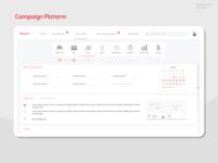 Reworking_UI - Campaign Platform